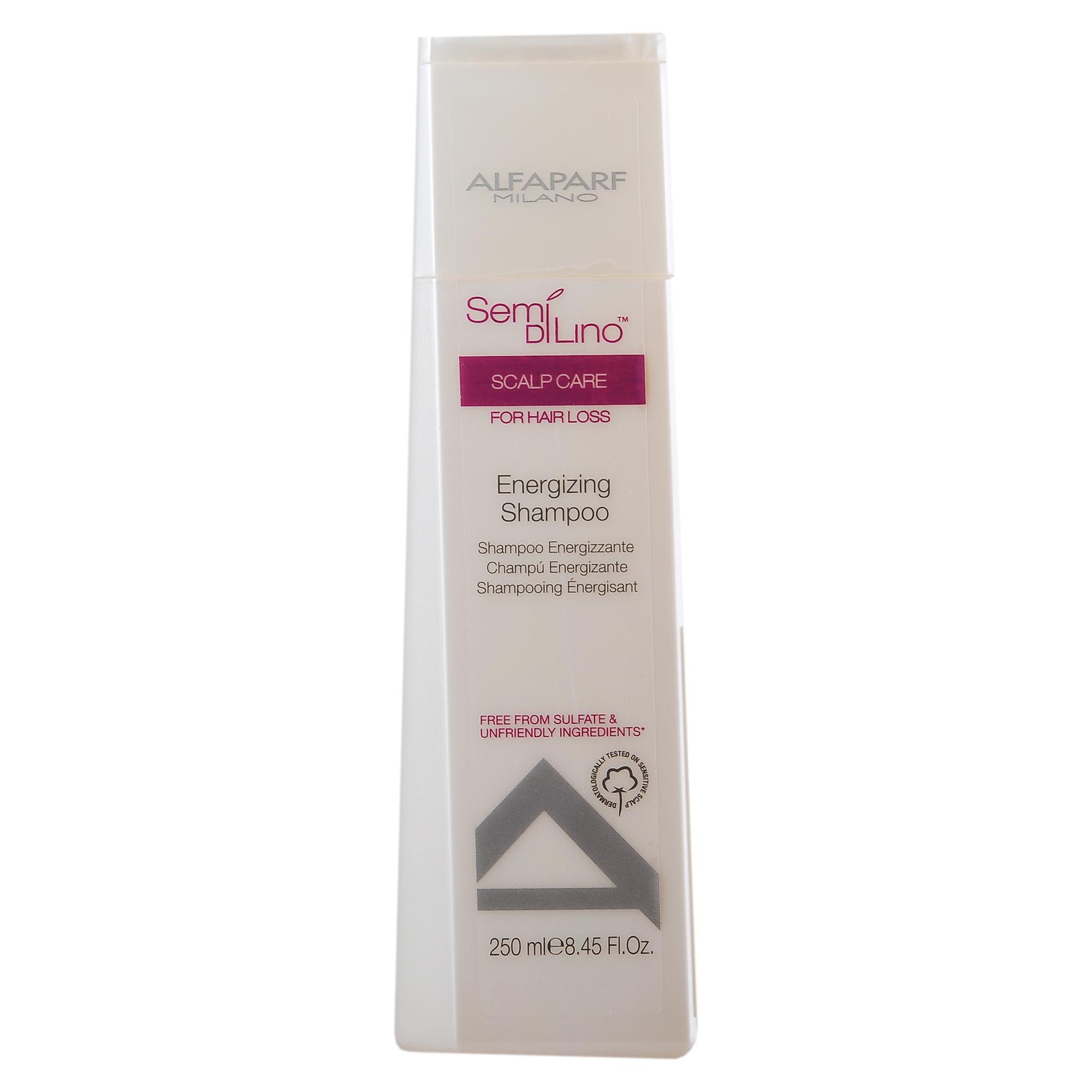 ALFAPARF MILANO Шампунь энергетический против выпадения волос / SDL SCALP ENERGIZING SHAMPOO 250 мл фото