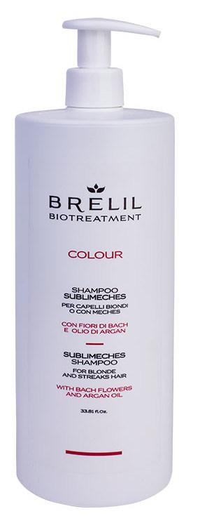 Купить BRELIL professional Шампунь для мелированных волос / BIOTREATMENT Colour 1000 мл