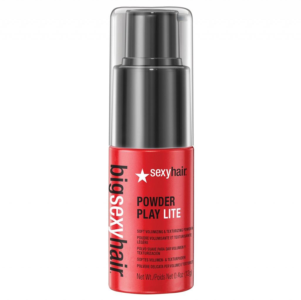 SEXY HAIR Пудра-спрей для объема и текстуры / BIG 12 г