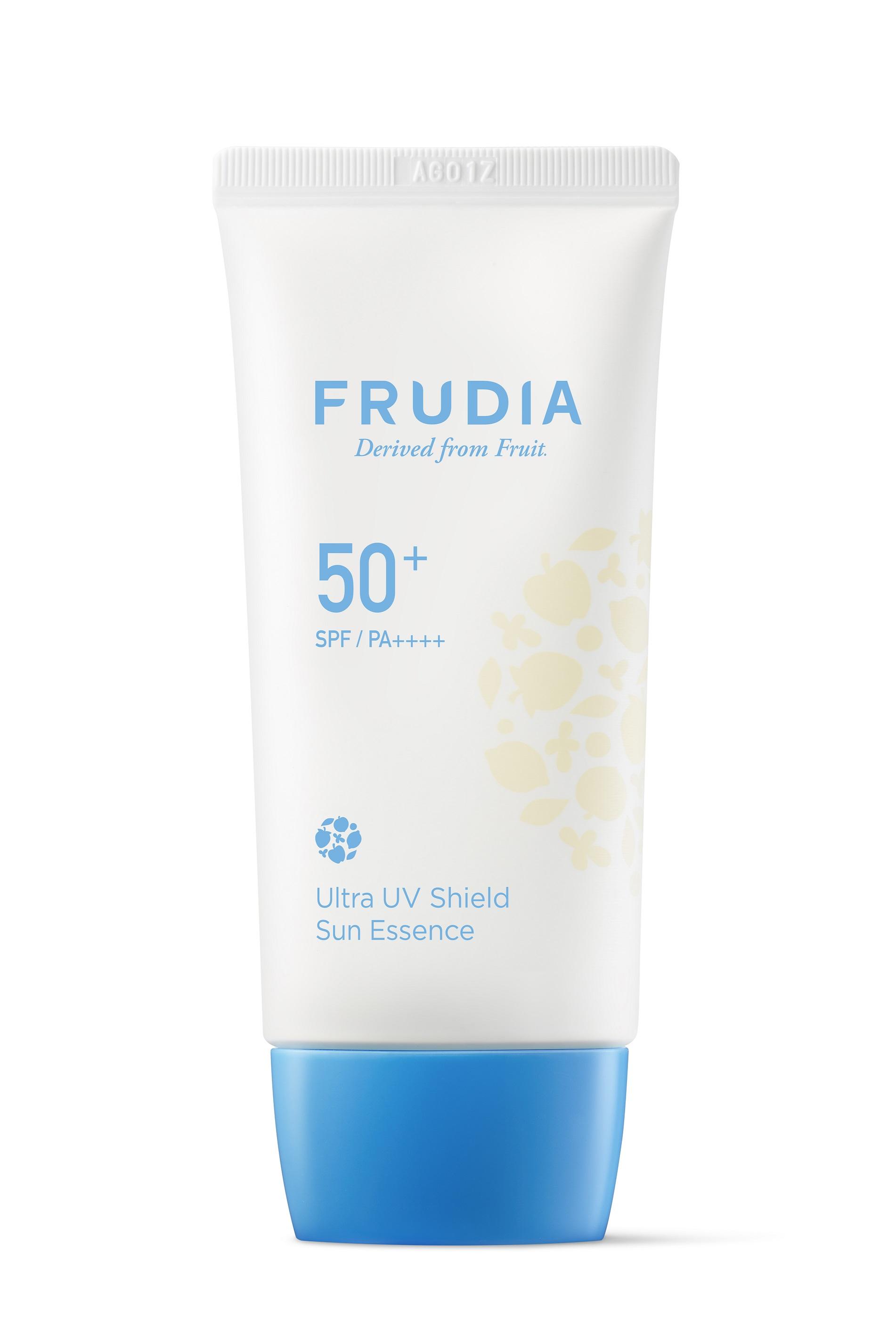 Купить FRUDIA Крем-эссенция с ультра защитой от солнца SPF50+/PA++++ 50 г