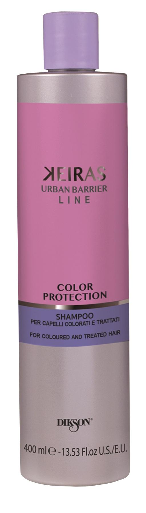Купить DIKSON Шампунь для окрашенных волос / KEIRAS SHAMPOO FOR COLOURED AND TREATED HAIR 400 мл