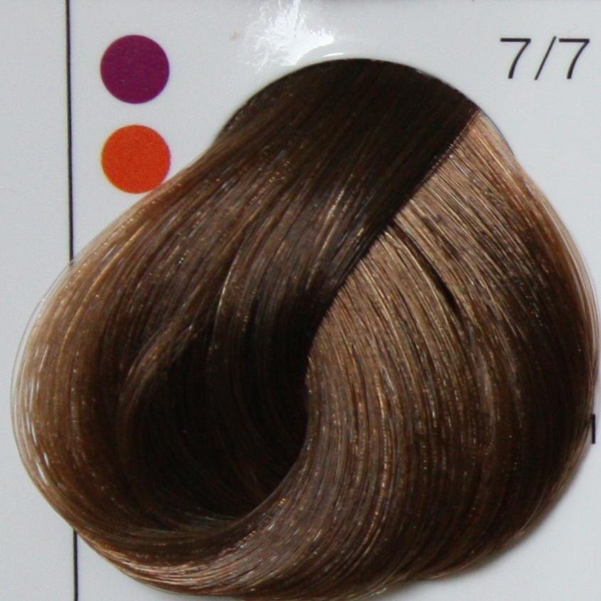 LONDA PROFESSIONAL 7/7 краска для волос (интенсивное тонирование), блонд коричневый / LC NEW 60мл londa интенсивное тонирование 42 оттенка 60 мл londacolor интенсивное тонирование 7 43 блонд медно золотистый 60 мл 60 мл