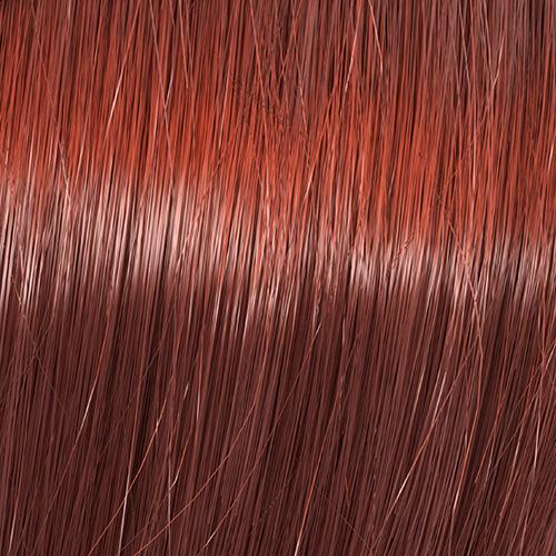 Купить WELLA PROFESSIONALS 77/44 краска для волос, вулканический красный / Koleston Pure Balance 60 мл, Красный