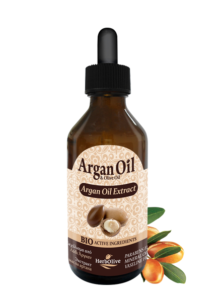 MADIS Экстракт масла арганы / ArganOil 100 млОсобые средства<br>В сочетании с органическим оливковым маслом, подсолнечным маслом и витамином E прекрасно увляжняет, омолаживает, помогает коже поддерживать эластичность и здоровый вид. Бережно снимает раздражение. Эффективно питает и восстанавливает уставшие волосы, придает им сияющий блеск. Активные ингредиенты: масло арганы, оливковое масло, подсолнечное масло и витамином E. Способ применения: ежедневно.<br><br>Объем: 100 мл<br>Вид средства для волос: Оливковое<br>Класс косметики: Натуральная
