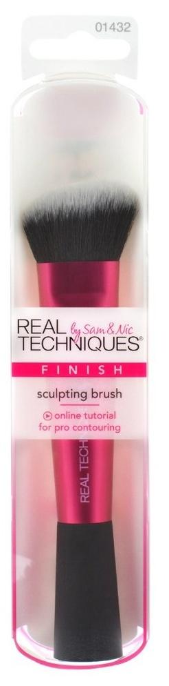 Купить REAL TECHNIQUES Кисть для контурирования / Sculpting Brush