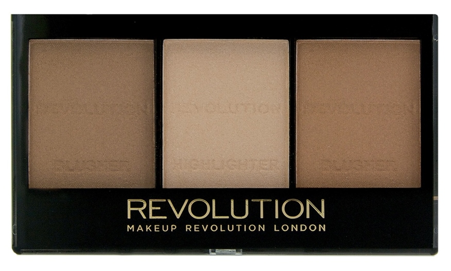MAKEUP REVOLUTION Палетка для скульптурирования C04 / ULTRA SCULPT & CONTOUR KIT Light Medium - Корректоры
