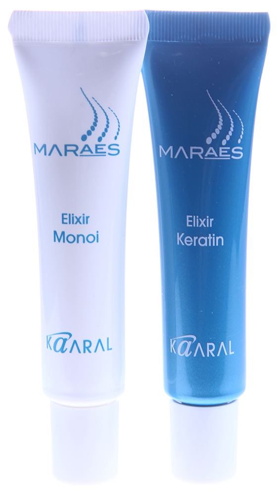 KAARAL Эликсир для волос / Color Nourishing Doppio Elixir MARAES 12*15 мл краска для волос kaaral color nourishing permanent hair color v