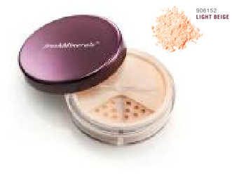 "FRESH MINERALS Пудра-основа рассыпчатая с минералами ""Light Beige"" / Mineral Loose Powder Foundation 2гр"