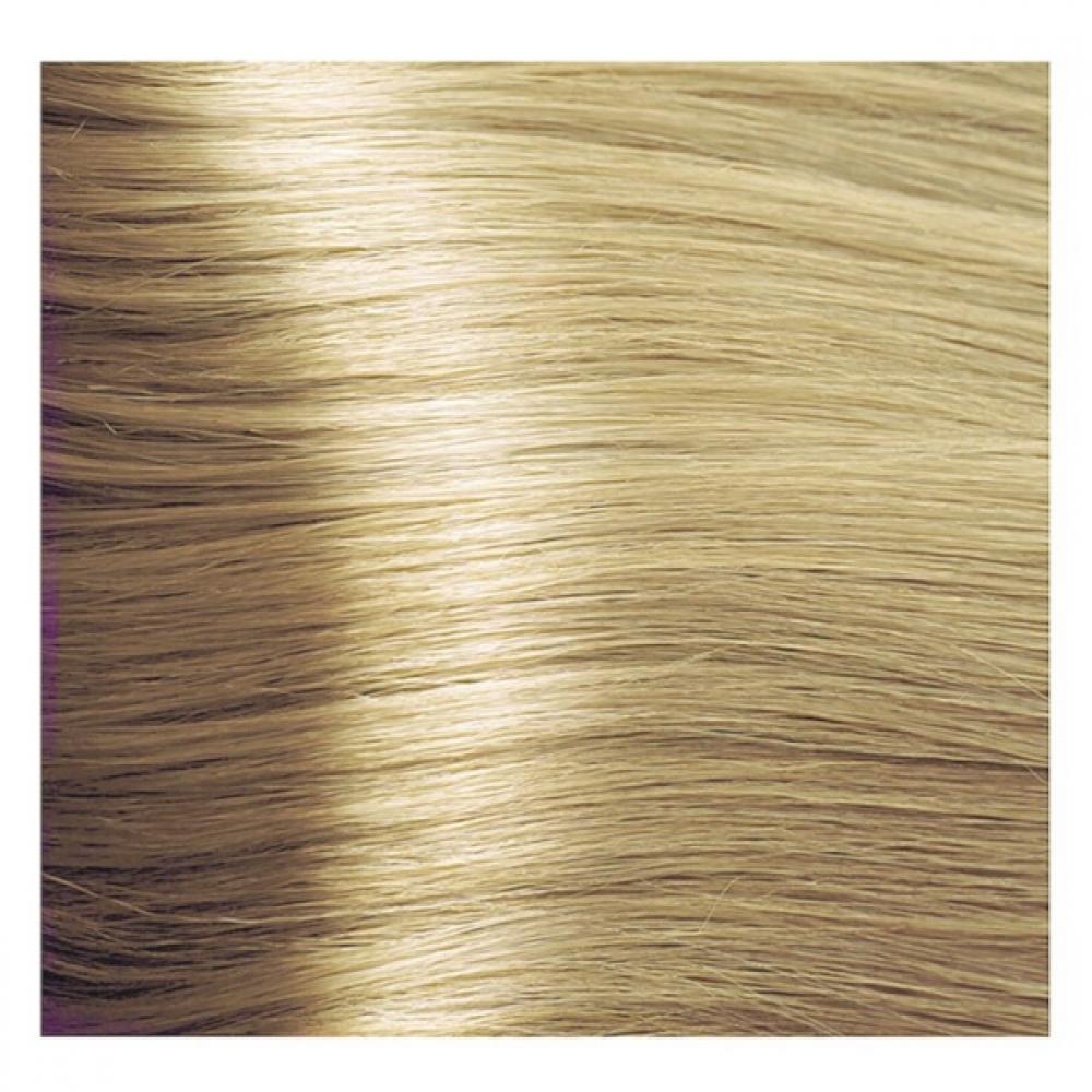 KAPOUS NA 10.31 краска для волос, бежевый платиновый блонд / Magic Keratin 100 мл  - Купить