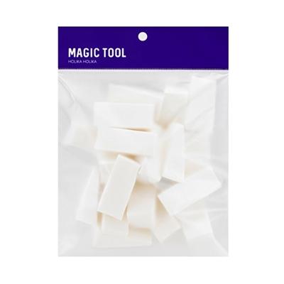 HOLIKA HOLIKA Спонжи для тональной основы / MAGIC TOOL FOUNDATION SPONGE 20 шт - Спонжи