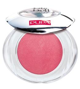 PUPA Румяна запеченные 202 Like A Doll Luminys Blush пустынный розовый, 3,5грРумяна<br>Цвет - GOLD DESERT PINK. Мягкая шелковистая текстура, обогащенная мелкими драгоценными жемчужинками, подсвечивает кожу и придает лучезарность. Способ применения: подсвечивающий эффект рекомендуется для менее пористой, нормальной и сухой кожи, поскольку жемчужинки в составе румян делают поры заметнее. Низкий риск возникновения аллергии. Дерматологически тестированы. Без парабенов.<br><br>Объем: 3,5 гр