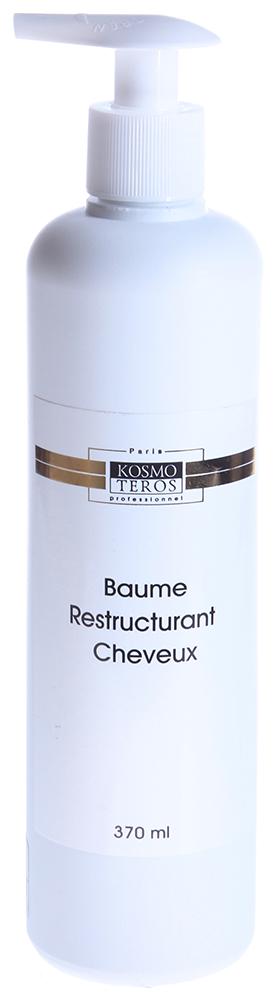 KOSMOTEROS PROFESSIONNEL Бальзам восстанавливающий 370млБальзамы<br>Укрепляет корни ослабленных волос, восстанавливает структуру окрашенных и секущихся волос. Возвращает им здоровый вид, блеск и объем. Активные ингредиенты: ферментат молочной сыворотки, гиалуронат меди, экстракты арники, боярышника, хмеля. Способ применения: 1-2 раза в неделю наносить на чистые влажные волосы и кожу головы, оставить на 20-30 минут для наиболее полного воздействия, затем смыть водой.<br><br>Вид средства для волос: Восстанавливающий