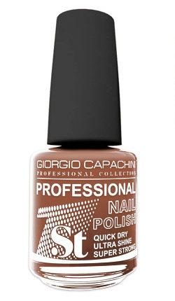 Купить GIORGIO CAPACHINI 109 лак для ногтей / 1-st Professional 16 мл, Коричневые