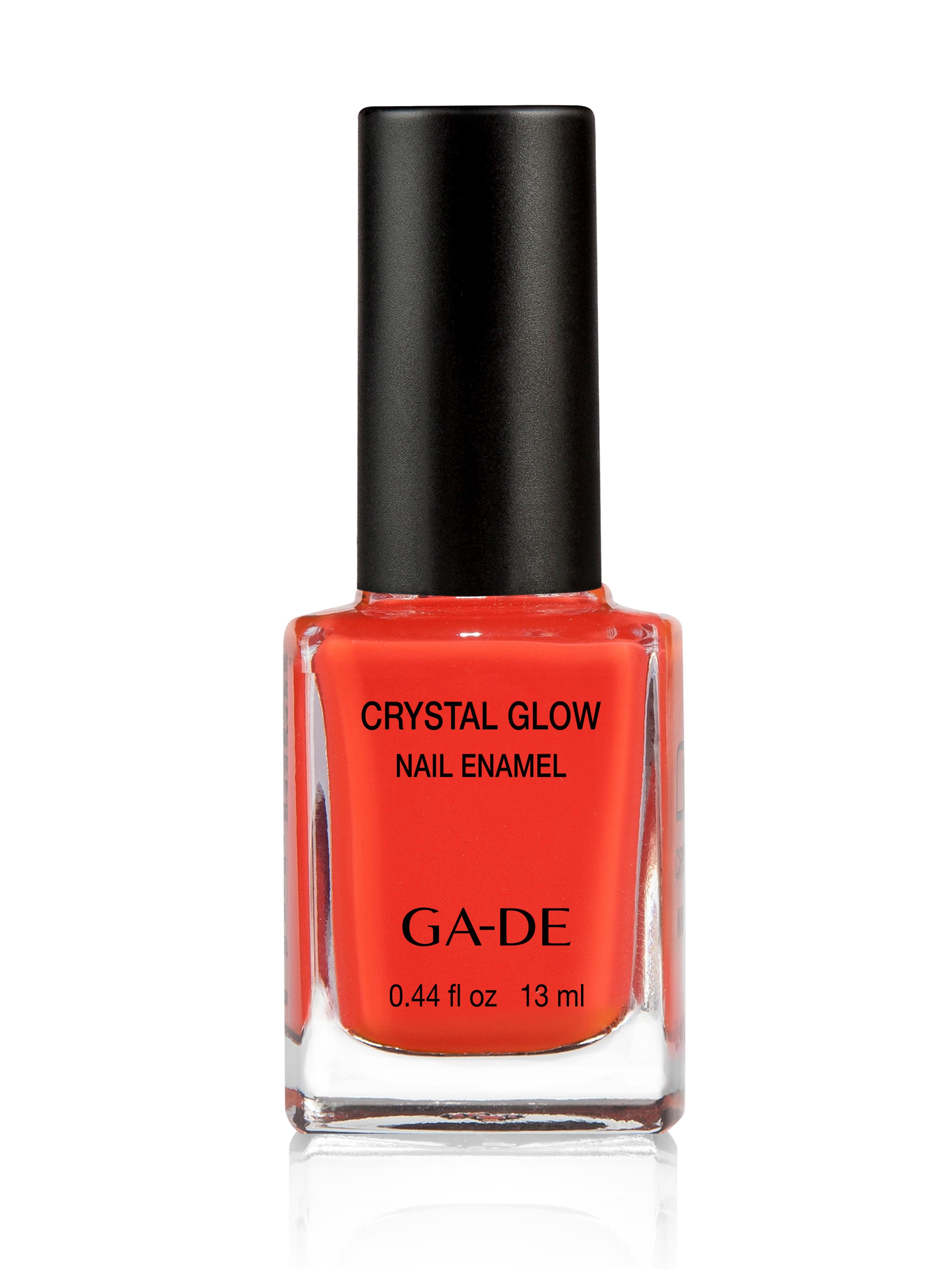 GA-DE Лак для ногтей №501 / CRYSTAL GLOW 13мл