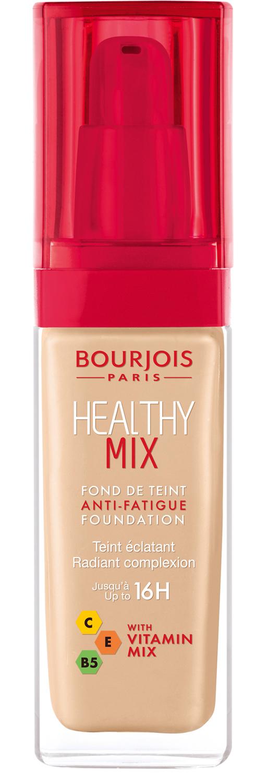 BOURJOIS Крем тональный для лица 52 / Healthy Mix Relaunch - Тональные основы