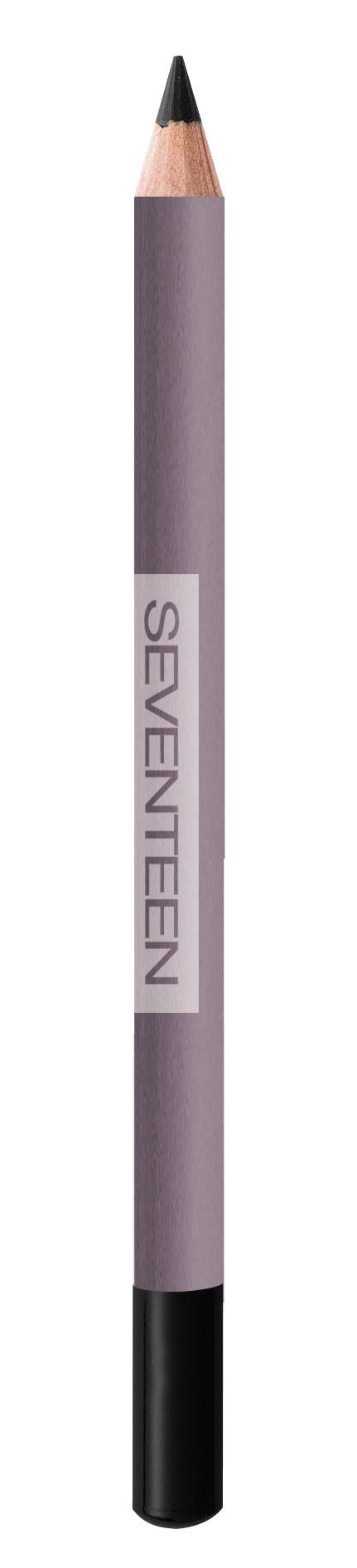SEVENTEEN Карандаш устойчивый для век, 14 черный / LONGSTAY EYE SHAPER 1,14 г