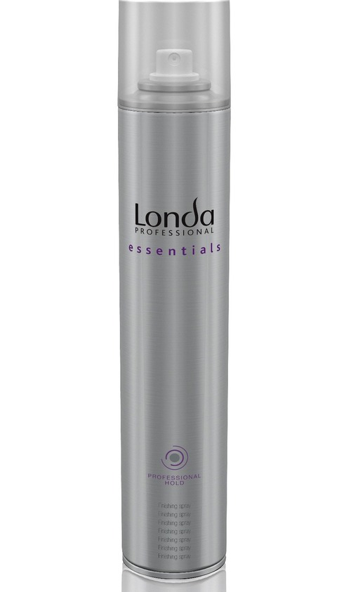 LONDA PROFESSIONAL Лак для волос профессиональный нормальной фиксации / ESSENTIALS 500мл