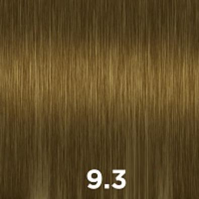 Купить CUTRIN 9.3 крем-краска для волос, очень светлый золотистый блондин / AURORA 60 мл