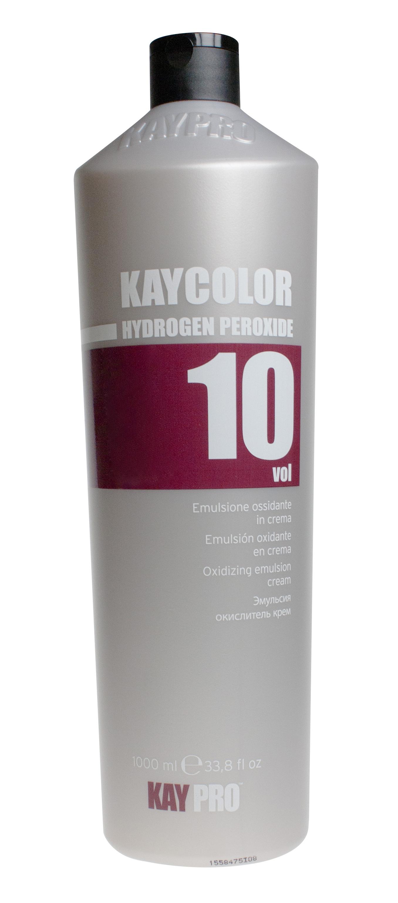 KAYPRO Эмульсия окислительная 10 vol (3%) / KAY COLOR 1000мл