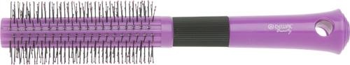 цена на DEWAL BEAUTY Брашинг Индиго с пластиковым штифтом d 18/40 мм