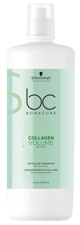 SCHWARZKOPF PROFESSIONAL Шампунь мицеллярный коллагеновый / BC Collagen Volume Boost 1000 мл