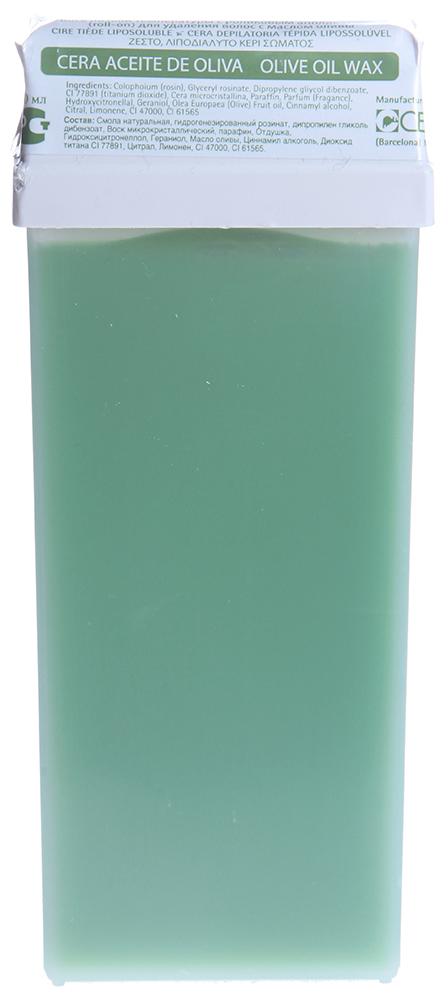 BEAUTY IMAGE Кассета с воском для тела С маслом оливы / ROLL-ON 110млВоски<br>Кассета с воском для тела Оливковый, разработанная специалистами испанской компании Beauty Image, представляет собой эффективное средство для борьбы с нежелательными волосками на любых участках вашего тела. Плотный воск, изготовленный из натуральной древесной смолы с добавлением масла оливы, прекрасно справляется с жесткими короткими волосками и идеально подходит для чувствительной кожи. Одним из основных компонентов Оливкового воска Бьюти Имидж является масло оливы.<br><br>Типы кожи: Чувствительная