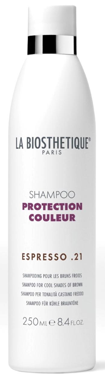 LA BIOSTHETIQUE Шампунь для окрашенных волос, холодные коричневые оттенки / Shampoo Protection Couleur Espresso 21 250 мл