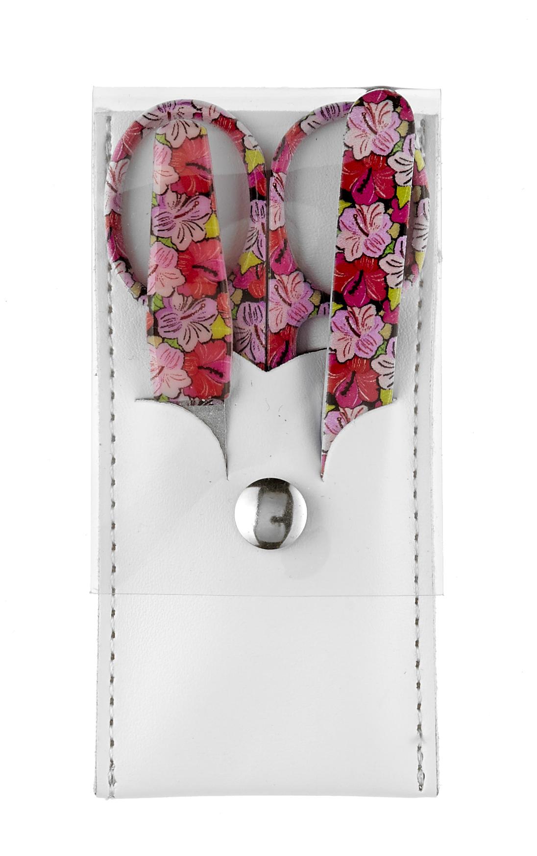 LOMBARD CUTLERY Набор маникюрный 3 предмета, цветы - Маникюрные наборы
