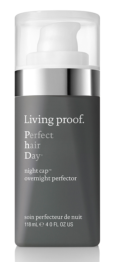 Living proof уход ночной для волос / perfect