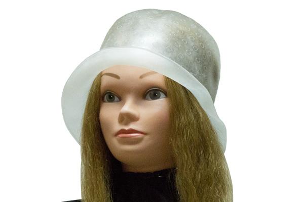 SIBEL Шапочка для мелирования Lory с крючком 1мм, Sibel от Галерея Косметики