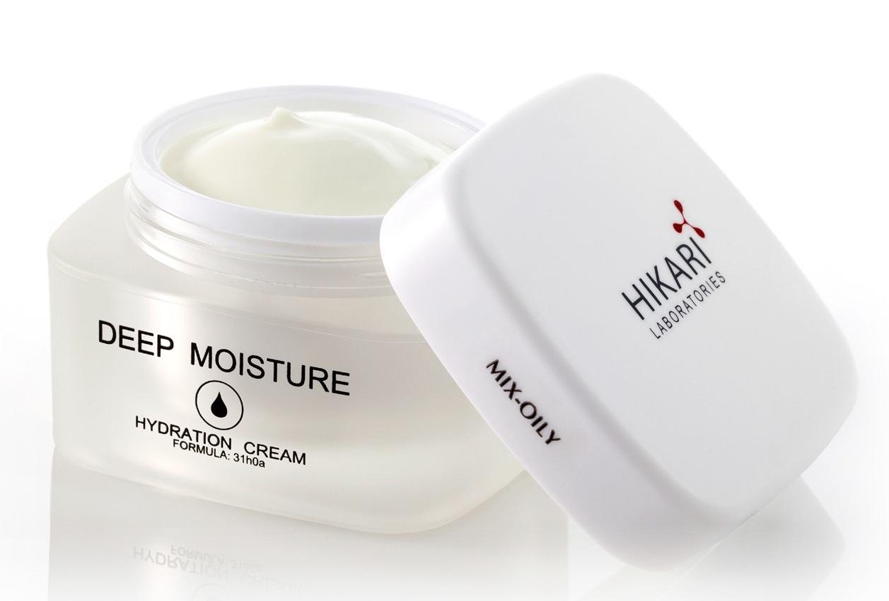 Купить HIKARI Laboratories Крем омолаживающий для глубокого увлажнения кожи лица / DEEP MOISTURE CREAM 50 мл