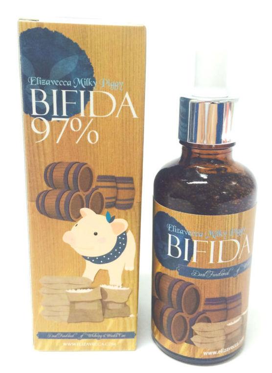 ELIZAVECCA Сыворотка антивозрастная восстанавливающая на основе бифидо фермента / Bifida 97% 50 мл