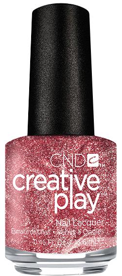 CND 417 лак для ногтей / Bronzestellation Creative Play 13,6 мл