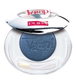 """PUPA Тени компактные 303 """"VAMP!"""" пыльный синий сатиновый, 2,5гр"""