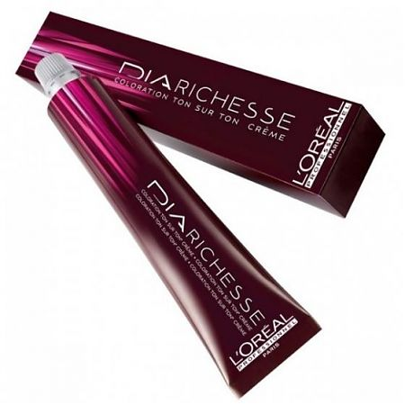 LOREAL PROFESSIONNEL .52 краска для волос / ДИАРИШЕСС ХАЙ-ВИЗ 50мл недорого