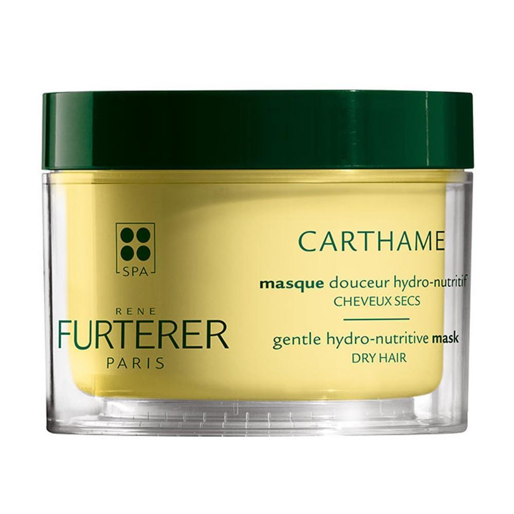 RENE FURTERER Маска увлажняющая питательная для сухих волос / Carthame 200мл