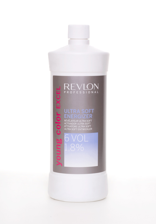 REVLON Professional Биоактиватор ультра софт 1,8% / YOUNG COLOR EXCEL 900 мл от Галерея Косметики