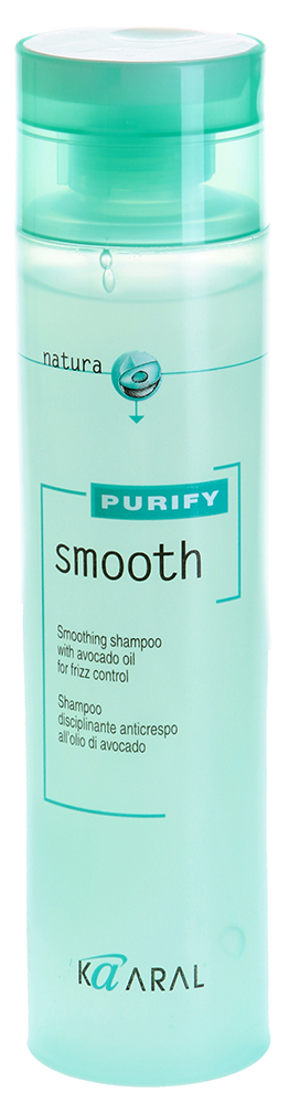 KAARAL ������� ��� �������� ����� / Smooth Shampoo PURIFY 250��