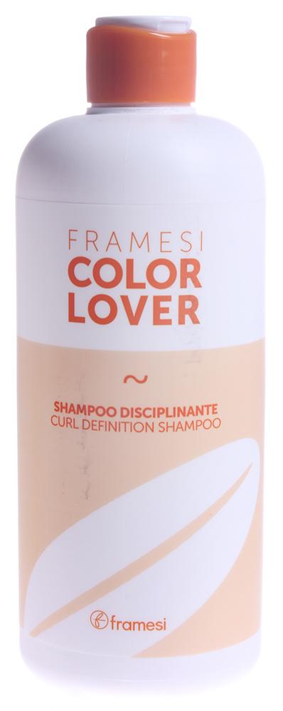 FRAMESI ������� ��� �������� ����� / Curl Definition Shampoo COLOR LOVER 500��