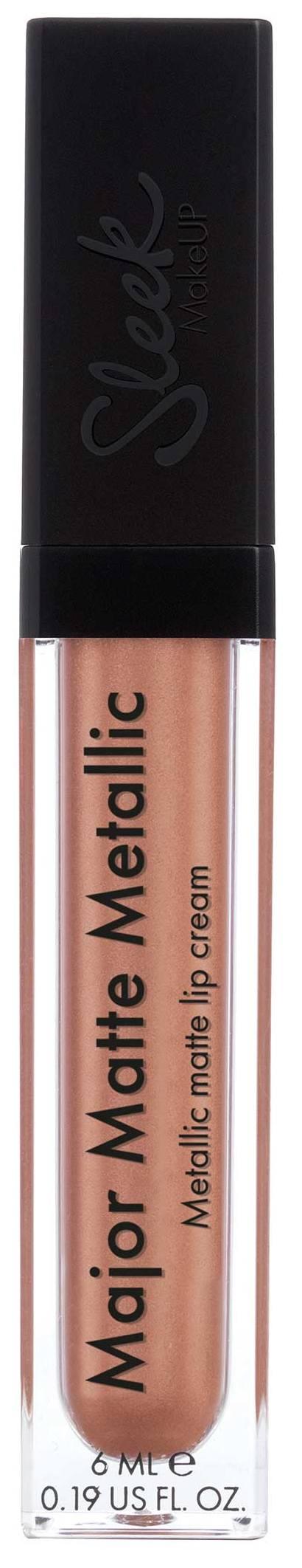 SLEEK MakeUP Блеск для губ 1175 / Copperplate MATTE ME METALLIC - Блески для губ