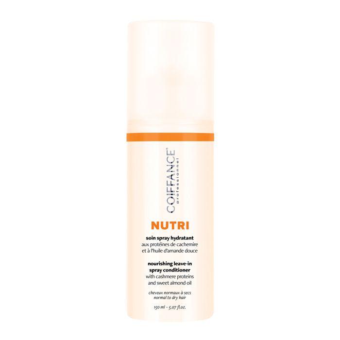 Купить COIFFANCE PROFESSIONNEL Спрей протеиновый для сухих волос / NUTRI MOISTURIZING LEAVE IN SPRAY 150 мл
