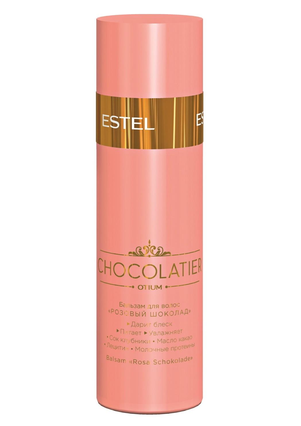 ESTEL PROFESSIONAL Бальзам для волос Розовый шоколад / CHOCOLATIER 200 мл фото