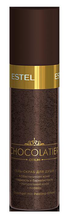 ESTEL PROFESSIONAL Гель-скраб для душа / CHOCOLATIER 200 мл -  Скрабы