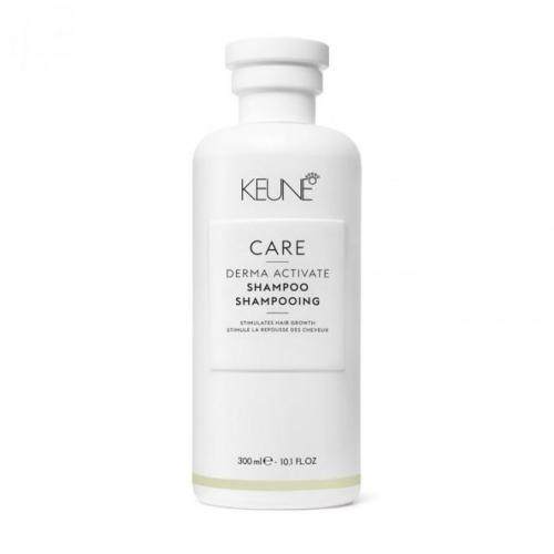 KEUNE Шампунь против выпадения волос / CARE Derma Activate Shampoo 300 мл соль для волос keune salt mist объем 200 мл