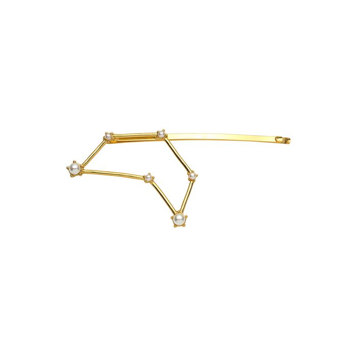 KELA Украшение для волос созвездие козерог золото / Capricorn Hair Pin Gold