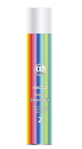 CONSTANT DELIGHT Лак суперсильной фиксации для волос / Style 400 мл