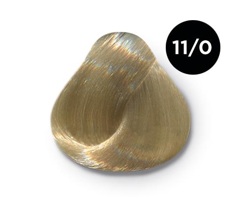 OLLIN PROFESSIONAL 11/0 краска для волос, специальный блондин / OLLIN COLOR 60 мл