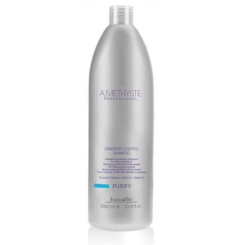 FARMAVITA Шампунь против перхоти / Amethyste purify dandruff controll shampoo 1000мл