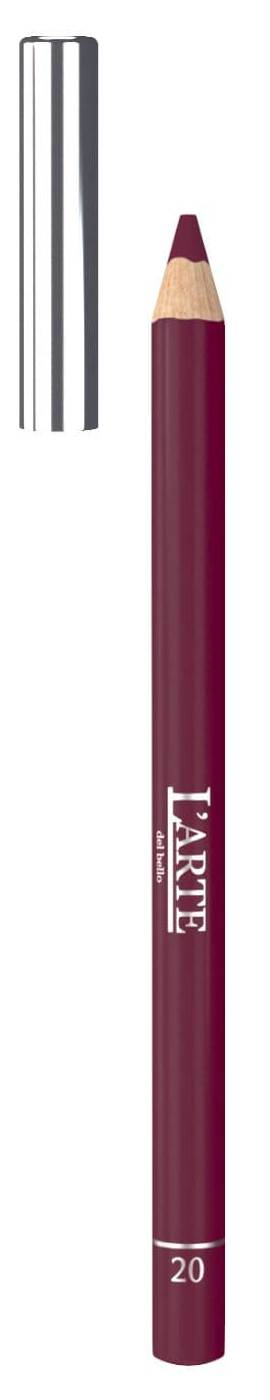 LARTE DEL BELLO Карандаш для губ, тон 20 / PROFESSIONALE 1,12 г - Карандаши