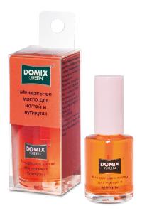 DOMIX GREEN PROFESSIONAL Масло миндальное для ногтей и кутикулы / DG 11 мл